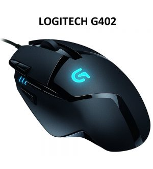 Logitech G402 Gaming Maus im Test