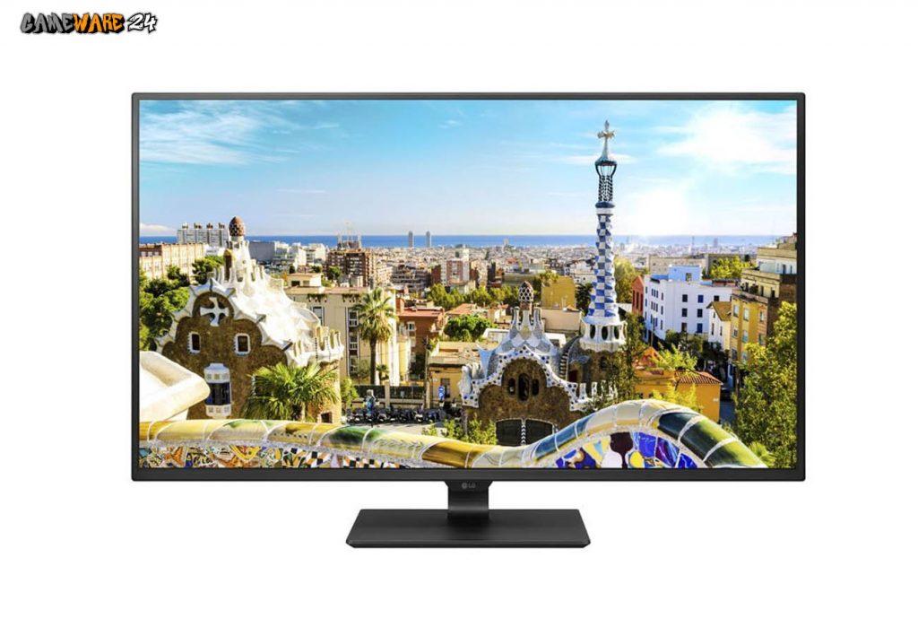 LG 43-UD79-B Gaming Monitor 108cm / 43 Zoll