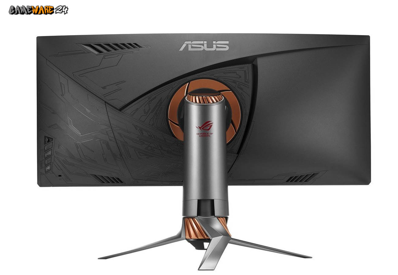 Der Asus ROG Swift PG348Q Curved Gaming Monitor im Test
