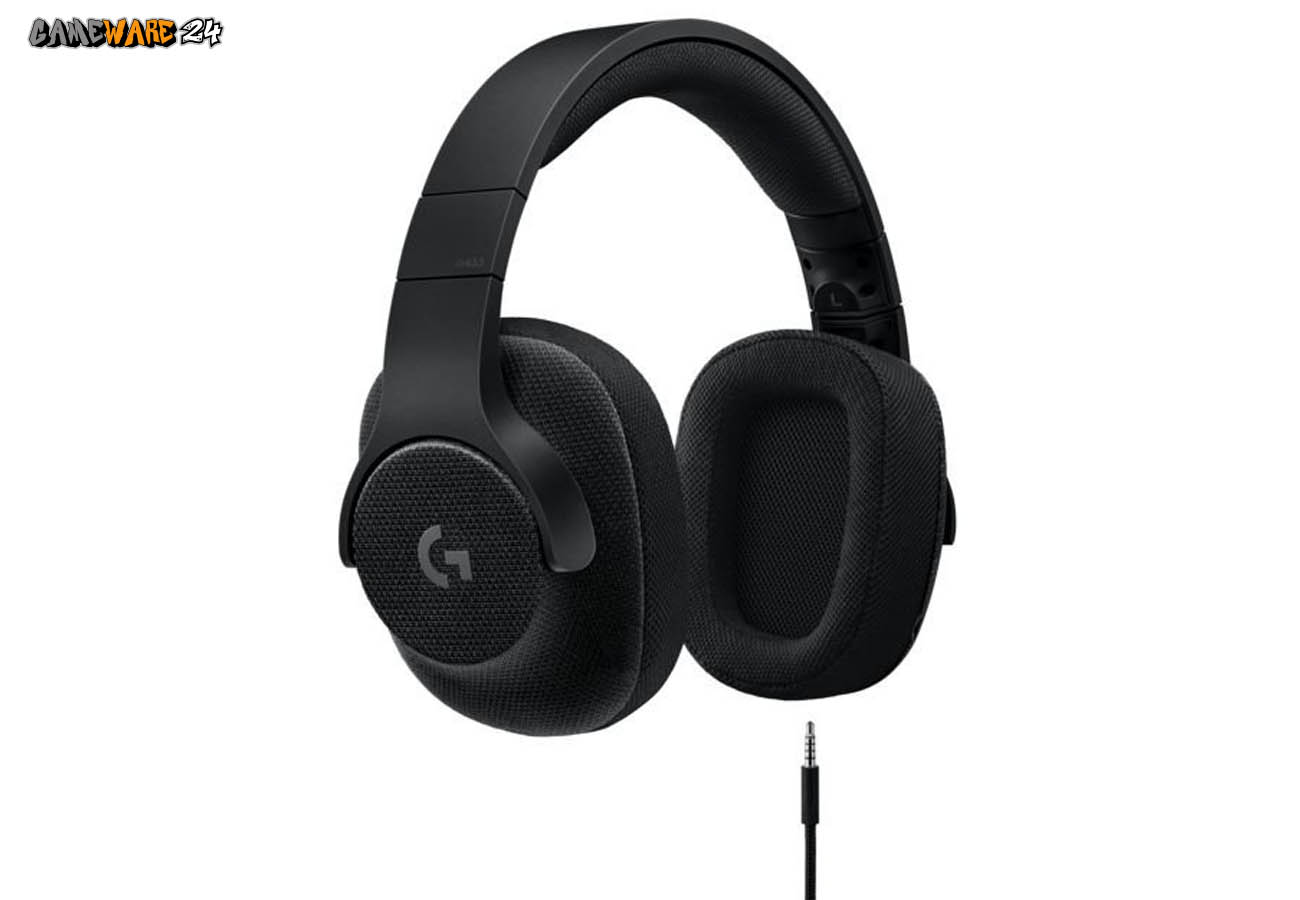 Das Logitech G433 7.1 Surround Gaming Headset im Test