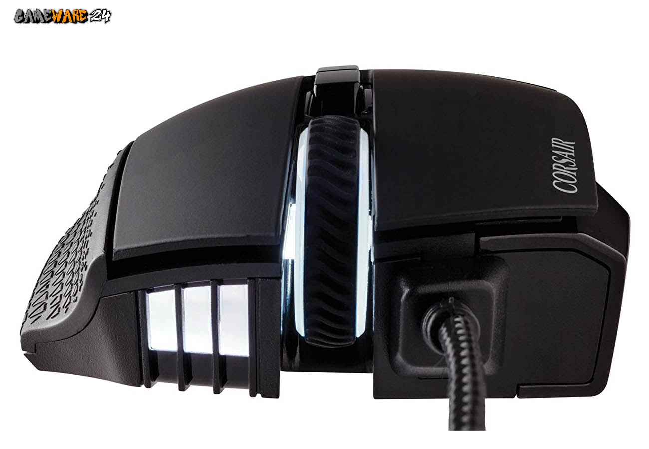 Gaming Maus Corsair Scimitar Pro RGB