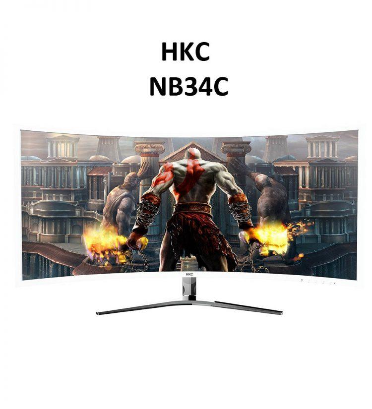 HKC NB34C Full HD Monitor
