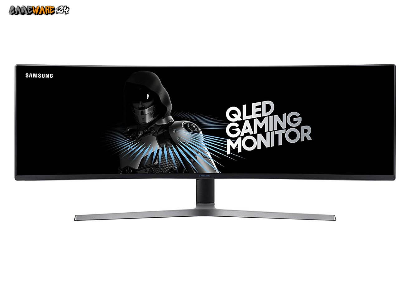 Frisch von der IFA: Der Samsung CHG90 / C49HG90 Curved Gaming Monitor im Test