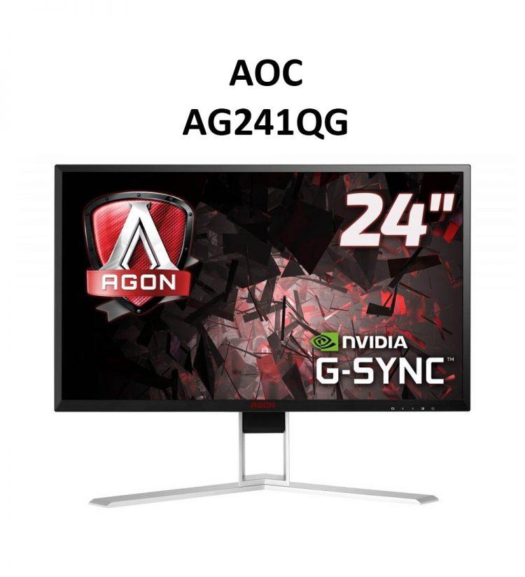 AOC AG241QG 24 Zoll G-Sync