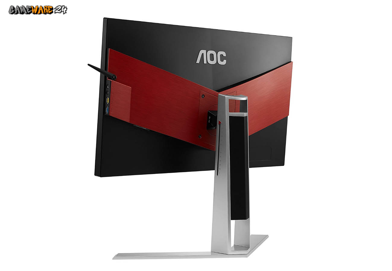AOC AG241QG 24 Zoll Monitor mit G-Sync im Test