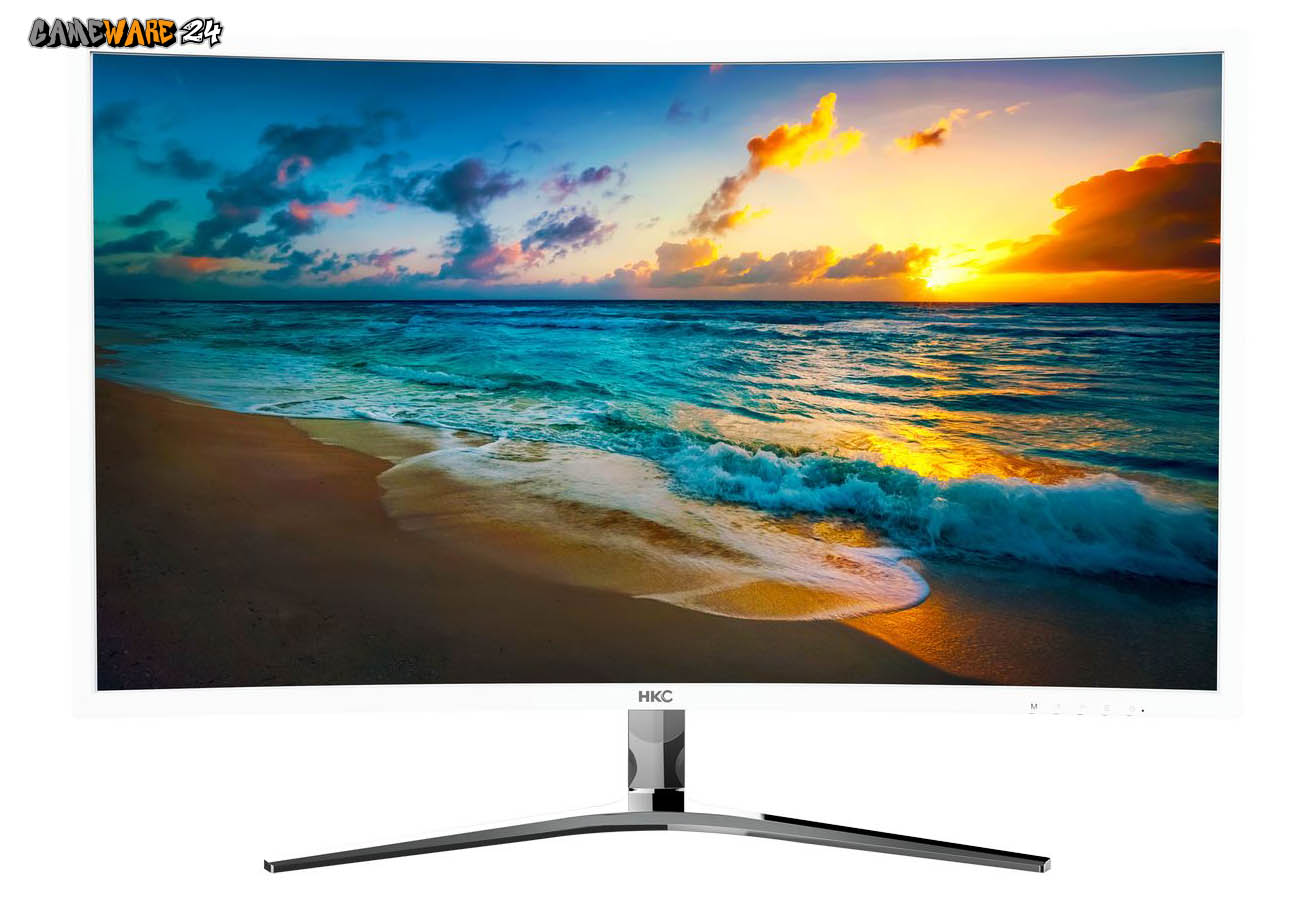 HKC NB24C-DH Curved Full HD Monitor im Test