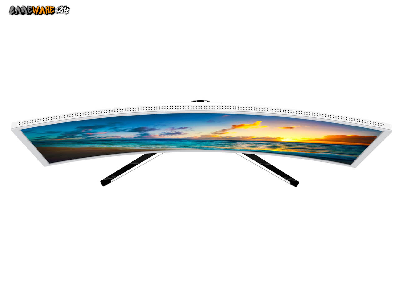 Im Test: HKC NB32C-DH Curved 32 Zoll Monitor mit Full HD