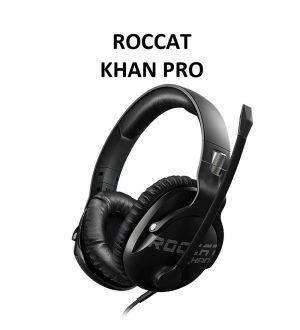 High Resolution Gaming Headset Roccat Khan Pro
