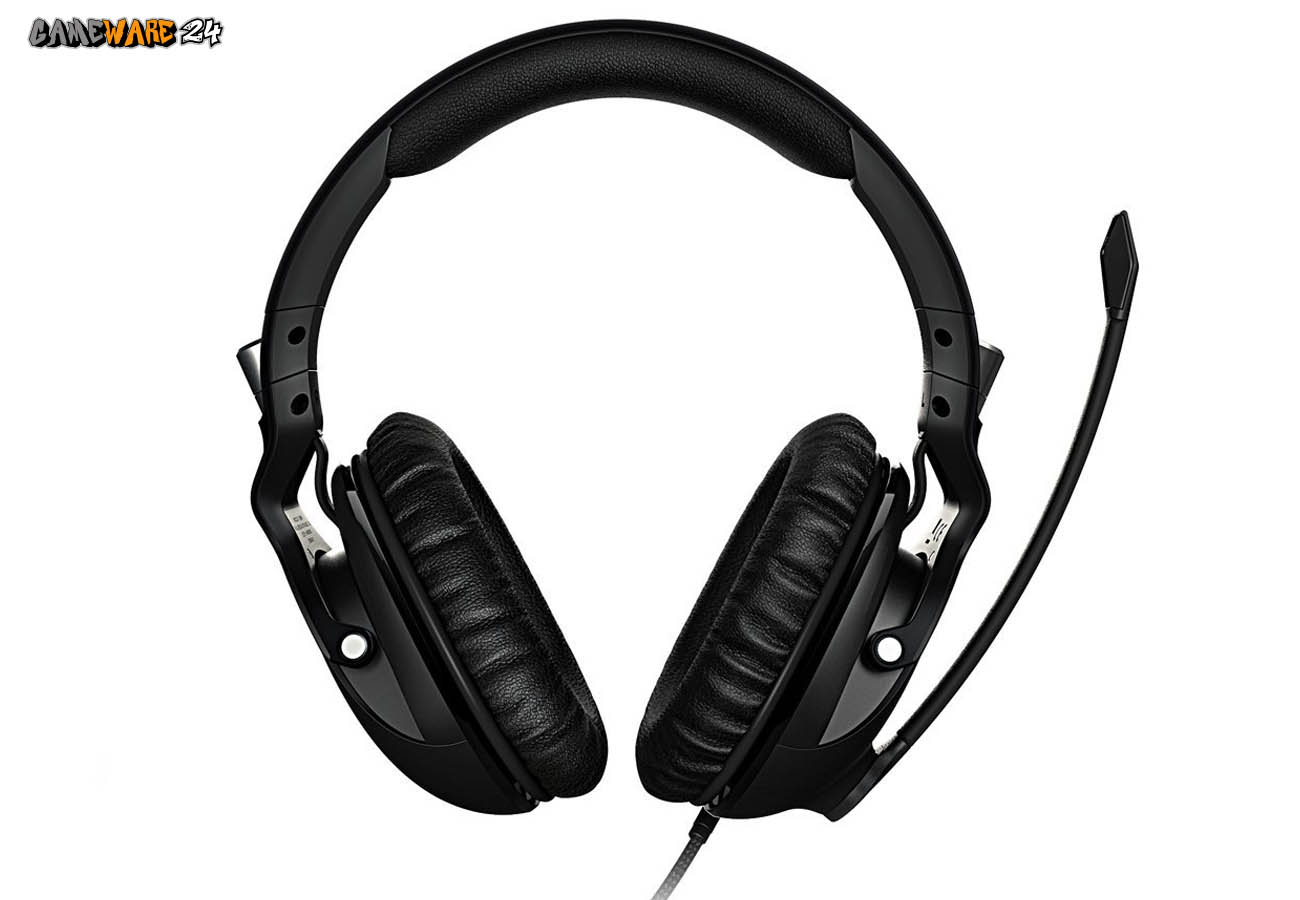 Roccat Khan Pro High Resolution Gaming Headset im Test