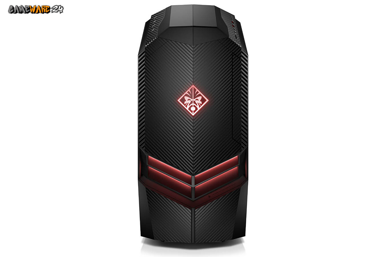 HP OMEN 880-041ng Gaming PC im Test