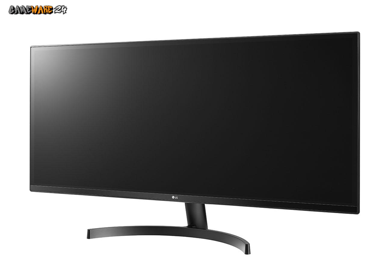 Der 21:9 Ultra Wide Monitor LG 34WK500 im Test