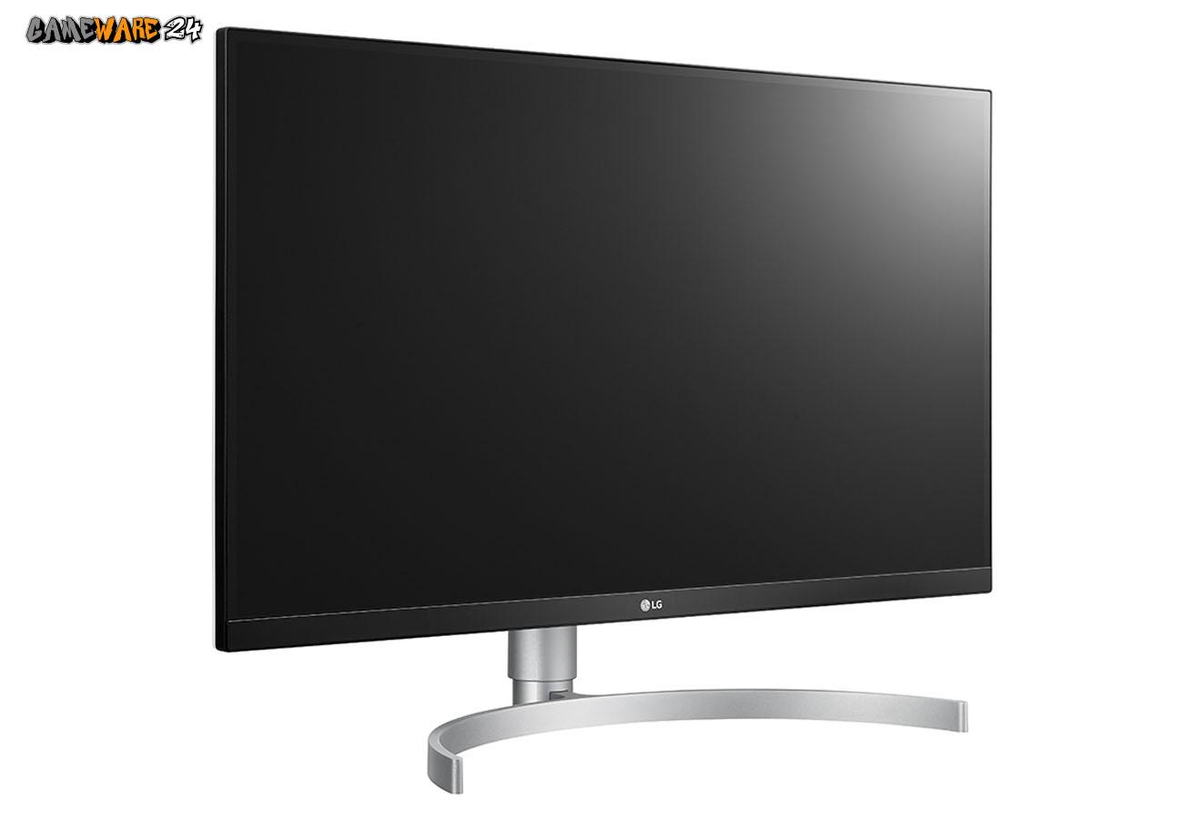 Der LG 27UK650 4K Monitor mit 27 Zoll, AMD FreeSync und HDR im Test