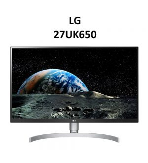 Test LG27UK650