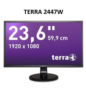 Terra 2447W Full HD 24 Zoll Monitor