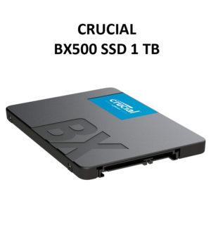 Crucial BX500 1TB SATA 2,5 Zoll SSD im Test
